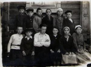 100-летие школы в Семенчино
