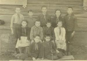 Список первоклассников Семенчинской школы