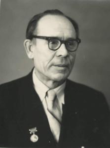 Мосолов Семен Андреевич, лауреат Сталинской (Государственной) премии