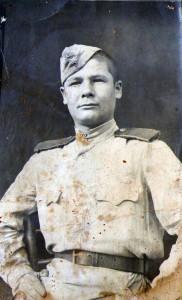 Борисов Виталий Васильевич, 1927 г.р.
