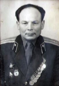 Чамеев Михаил Павлович