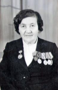 Давыдова Анфиса Николаевна