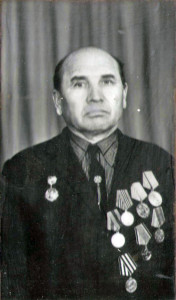 Иванов Николай Захарович