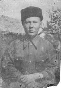 Казанцев Семен Алексеевич