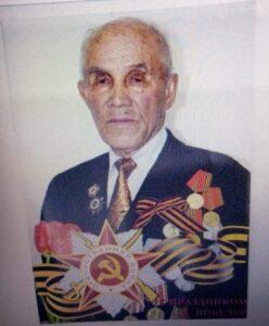 Миронов Николай Терентьевич
