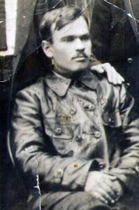 Тюхтеев Бикиней Тюхтеевич, 1895 г.р.