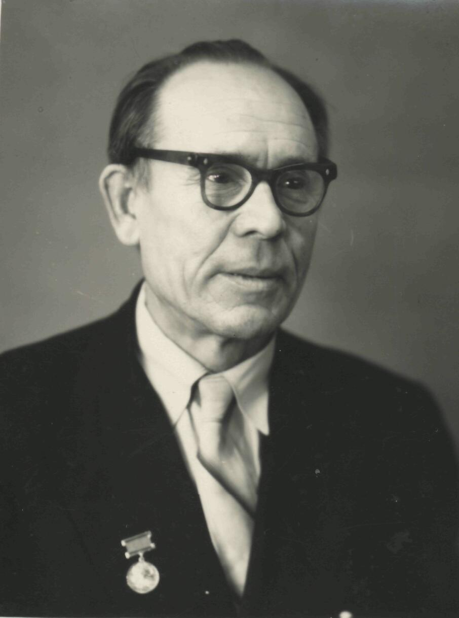 Моссолов Семён Андреевич