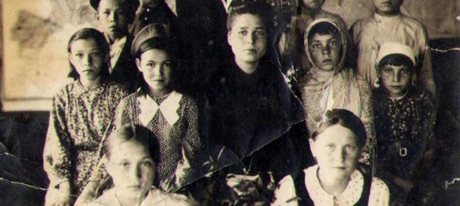 Фотографии из семейного архива жительницы села Семенчино Мироновой Валентины Николаевны