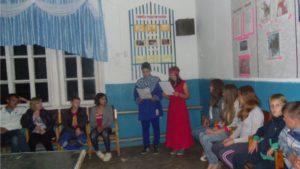 В Семенчинском сельском клубе ко Дню крещения Руси прошло мероприятие под названием «Россия-Родина моя»