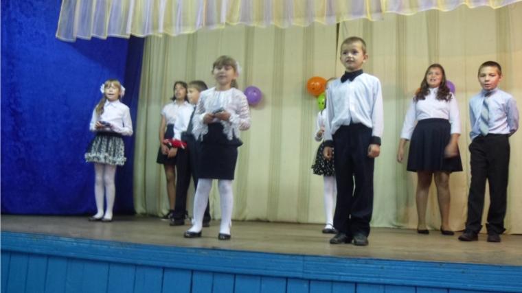 Концерт в Семенчинском сельском клубе