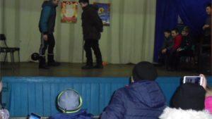 23 февраля в Семенчинском СК