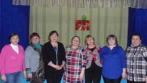 8 марта в Семенчинском Сельском клубе-библиотеке