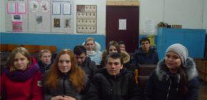Read more about the article Тематический вечер «Семья-моя надежда и опора»