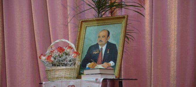 В Козловском районе почтили память чувашского переводчика и поэта Анатолия Смолина