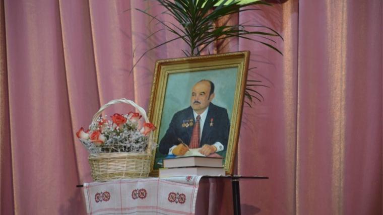 Read more about the article В Козловском районе почтили память чувашского переводчика и поэта Анатолия Смолина