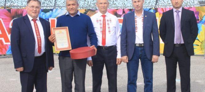 Праздник песни труда и спорта«Акатуй — 2017»