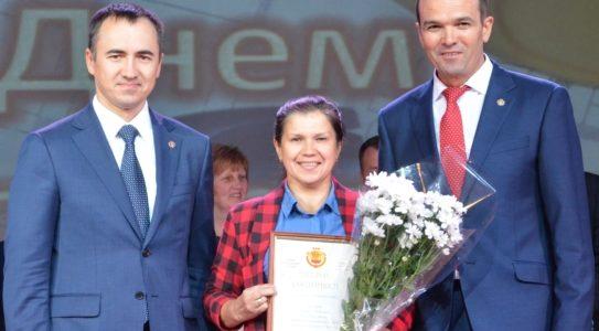 Поздравляем Прокофьеву (Какорлатову) Валентину Николаевну