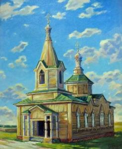 Read more about the article 95 лет со дня освящения храма — Семенчинской церкви Св.Николая Чудотворца