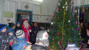 Новогодний бал-маскарад: «В царстве славного Мороза»