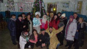 Read more about the article Вечер-отдыха «Этот старый Новый год»