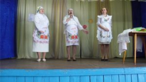Read more about the article Концертная программа » Весна-красна песней и танцами»