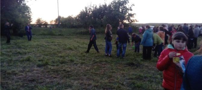 Народное гулянье в Семенчино