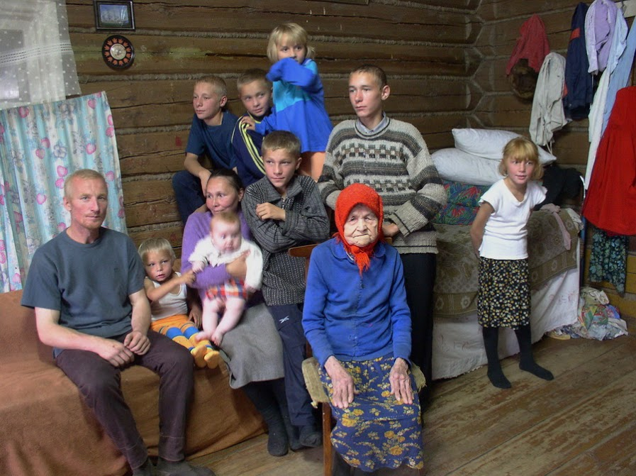 Read more about the article Демографический план Хмельниковых