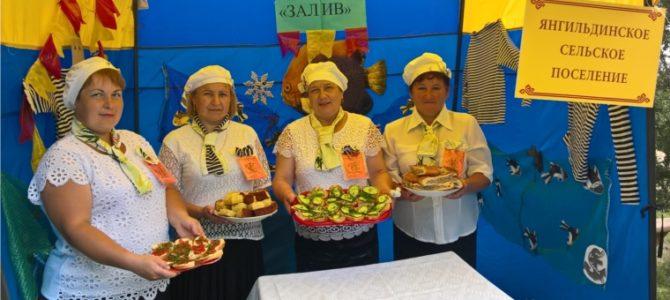 Янгильдинцы на фестивале «Козловская уха»