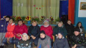 Праздник цветов в Семенчинском СК