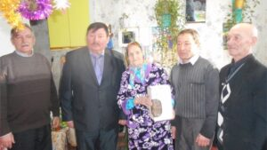 Read more about the article Славный 90-летний Юбилей уроженки села Семенчино! Ильина (Смолина) Валентина Николаевна