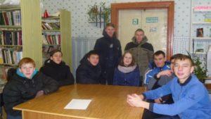Read more about the article Круглый стол «Добровольцы – будущее России»