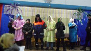 Старт к году театра в Семенчинском СК