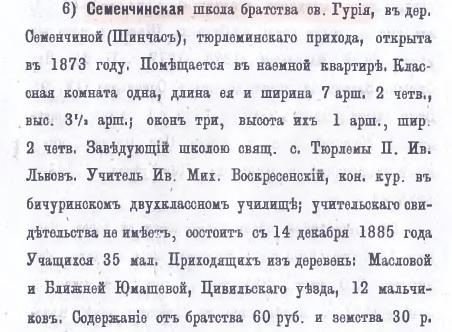 Read more about the article Об открытии школы в Семенчино и Масловке