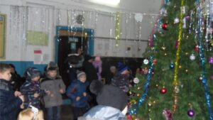 Read more about the article Час отдыха «Рождественские встречи»