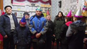 Read more about the article Новогодний вечер-музыки и песен: «Снежная феерия»