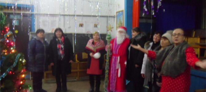 Старый Новый год в д. Семенчино