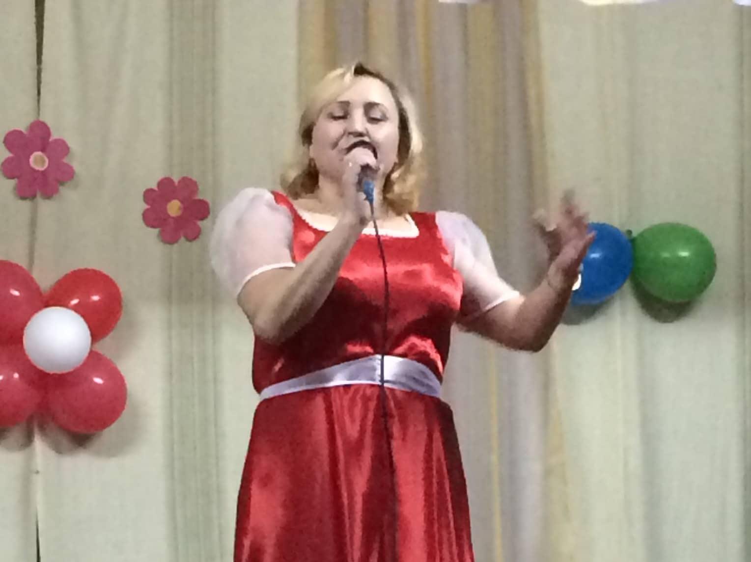 Вечер отдыха «Песнь любви» ко дню влюбленных в Семенчинском СК