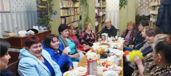 «Праздник милых дам»в Семенчинском СК-библиотеке