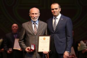 Read more about the article Поздравляем с заслуженной наградой нашего односельчанина!
