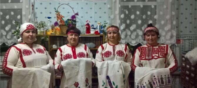 Беседа «Любимая Чувашия моя в Семенчинском СК»