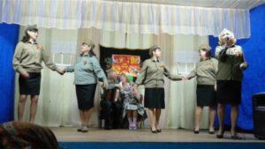 Read more about the article Праздничный концерт по случаю Дня Победы «Многое забудется-такое никогда!»в Семенчинском СК