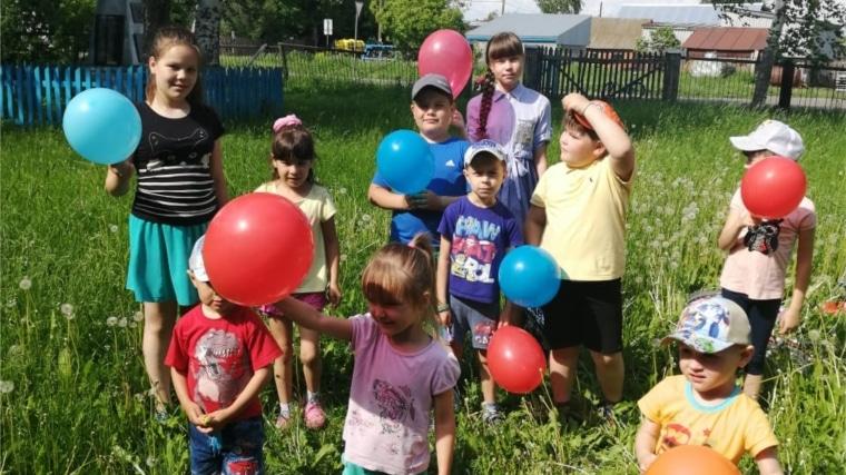 Игровая программа «Ярче солнышко свети» в Семенчинском СК