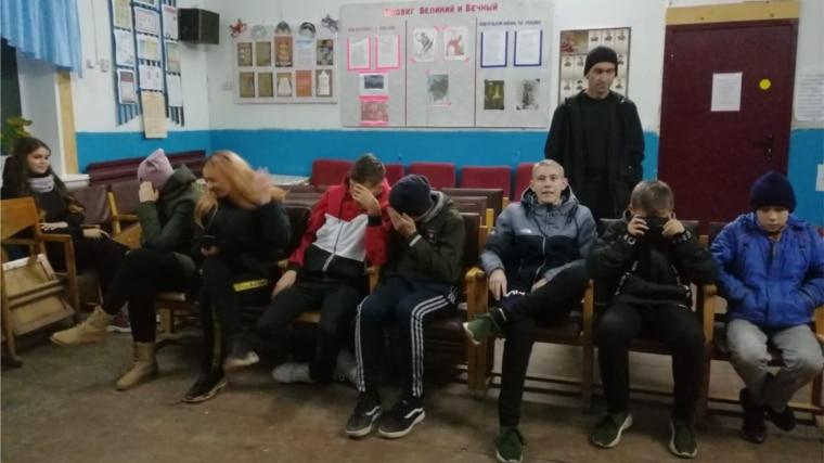 Открытие творческого сезона в Семенчинском СК