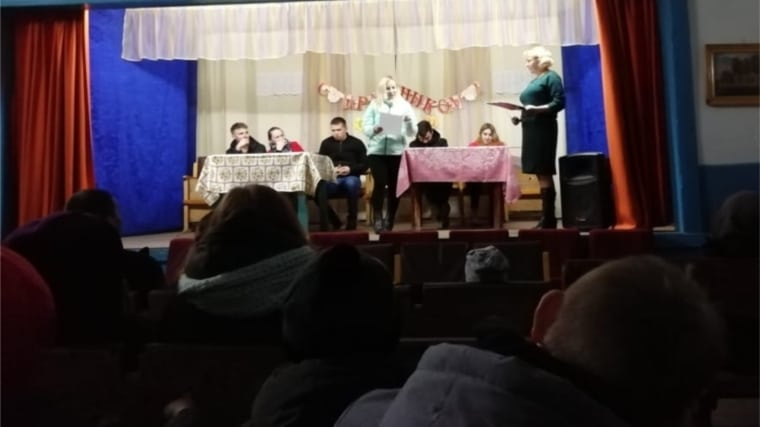 Read more about the article Осенний бал в Семенчинском СК