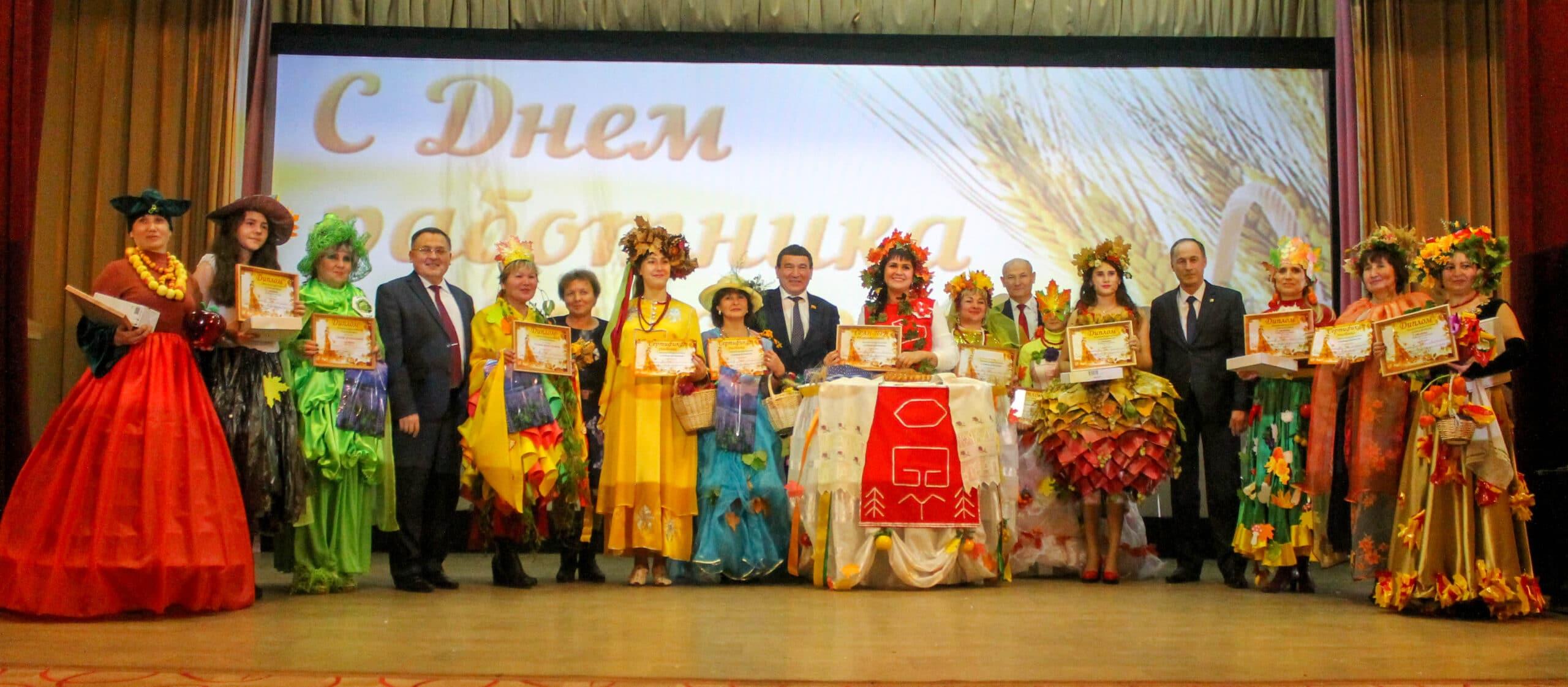 Поздравляем победителя районного конкурса костюма «Осенняя фантазия»