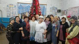 Read more about the article Вечер отдыха «Новогодний переполох» в Семенчинском СК