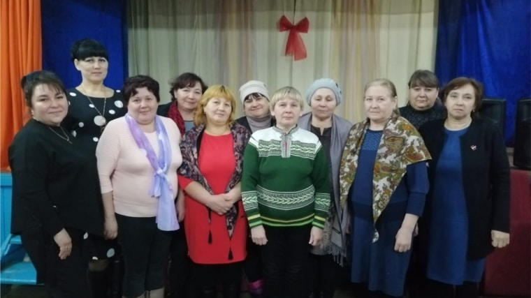 Read more about the article Тематический вечер «Незабываемый милый образ»