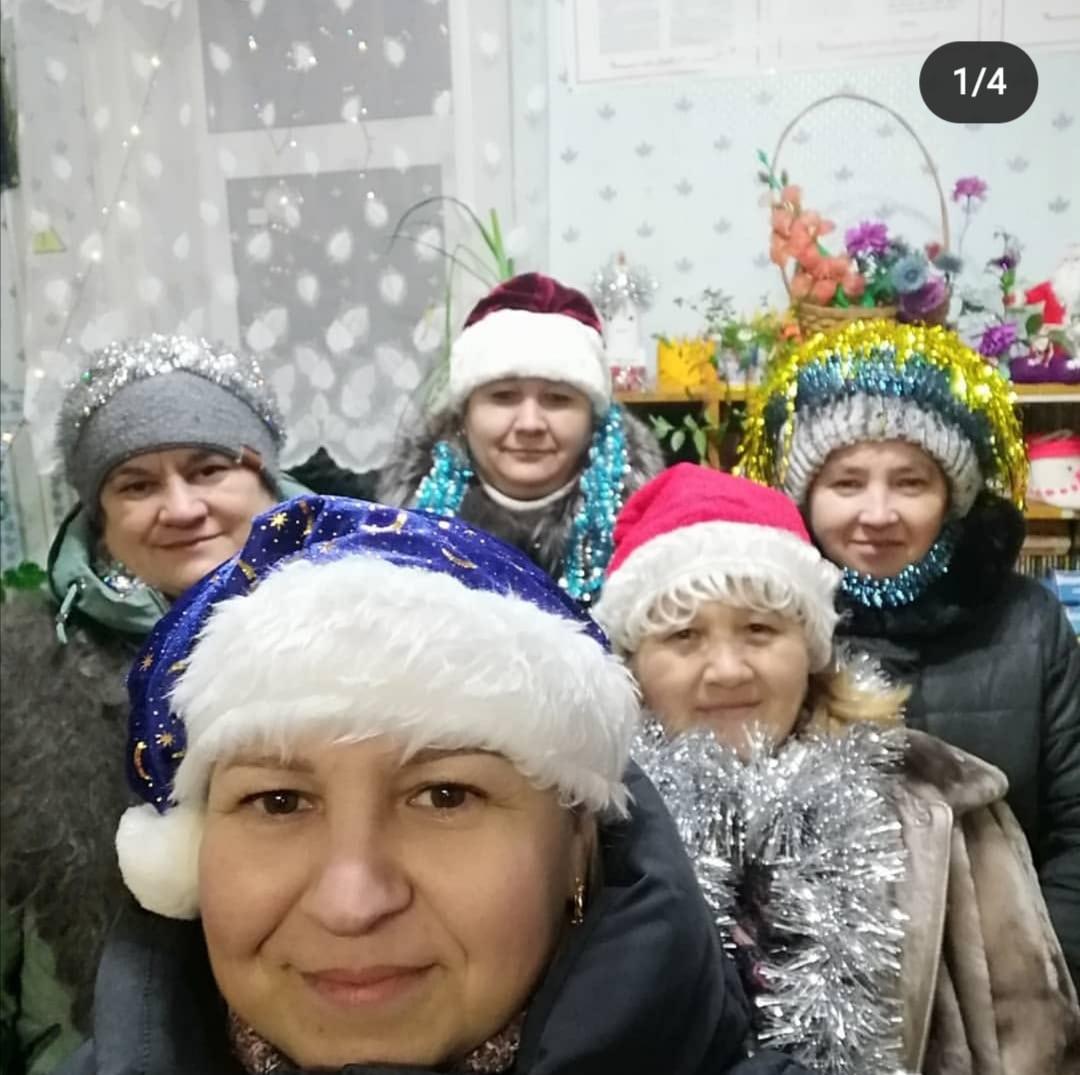 Read more about the article Вечер-отдыха «Встреча старого Нового года в кругу друзей»