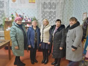 Read more about the article Тематический вечер «Праздник весны и радости»