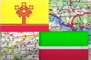 Открытие дороги трасса М 7 Чувашия-Татарстан